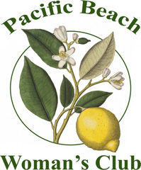 Pacific Beach Woman's Club logo